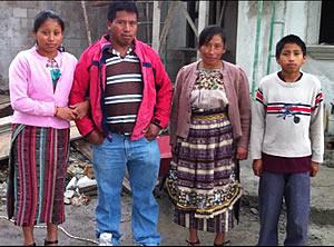 Familia Vitalino Garcia